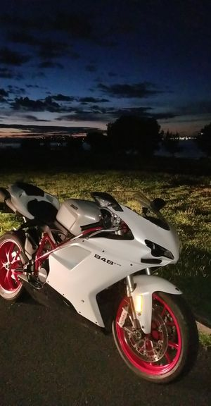 2013 Ducati 848 for Sale in Kent, WA