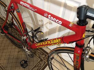 Cannondale Team Saeco CAAD 4 Road Bike OBO for Sale in Woodbridge, VA