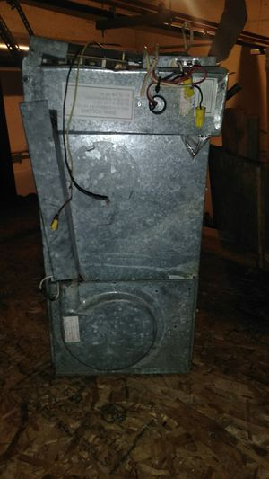 RV PROPANE HEATER WITH BLOWER WORKS GREAT! for Sale in Orem, UT