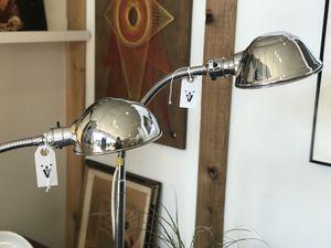 Vintage chrome floor lamps for Sale in Beaverton, OR