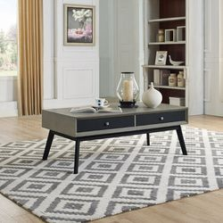 Edwina Coffee Table with Drawer for Sale in Los Angeles,  CA