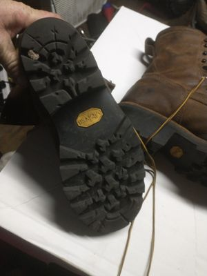 Red wing work boots for Sale in Lakeland, FL