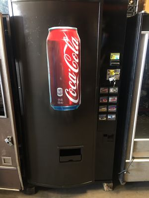 SODA AND SNACK VENDING MACHINE COMBO for Sale in Los Angeles, CA