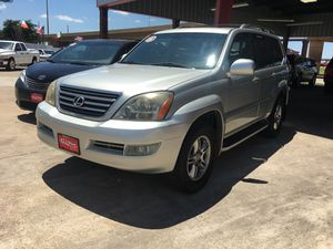 2005 Lexus GX 470 for Sale in Dallas, TX
