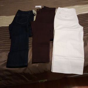 Women Pants/jeans, Size 27/6/8, $2 Each for Sale in Triangle, VA