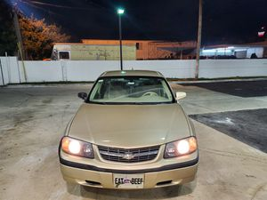 2005 chevy impala for Sale in Fort Lauderdale, FL