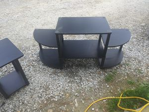 Tv stand and end table for Sale in Columbia, SC