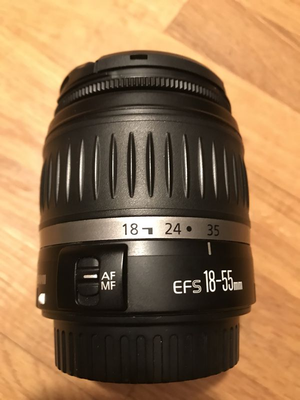 Canon 18-55mm EFS 2