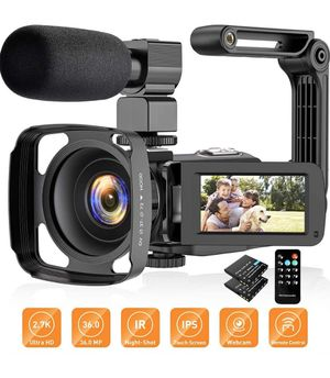 Video Camera Camcorder HD for Sale in Fairfax Station, VA