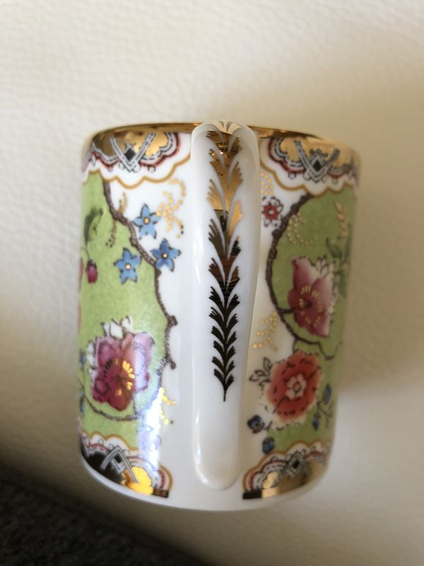 Wedgwood Archive Collection Chinese Flowers Mug