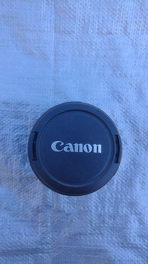 Canon EF s 18-55mm Lens for Sale in North Highlands, CA