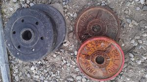 Workout weights for Sale in Tucson, AZ