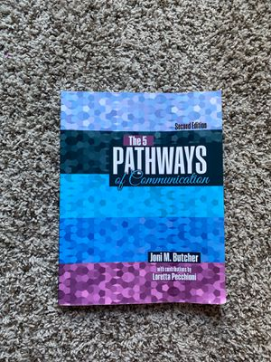 Pathways of Communication Textbook for Sale in Baton Rouge, LA