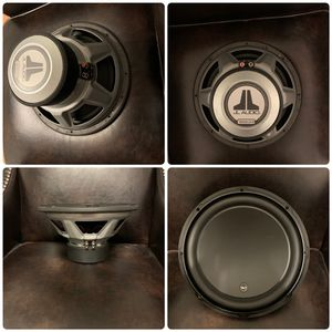 JL Audio subwoofer for Sale in Thonotosassa, FL