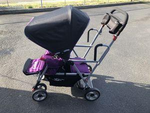 Double stroller for Sale in Everett, WA