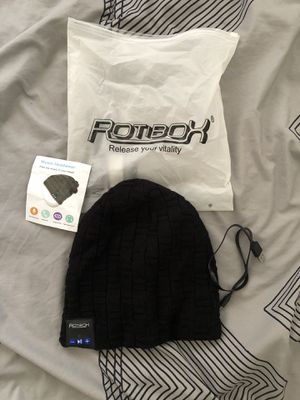 Bluetooth beanie for Sale in Evergreen, CO