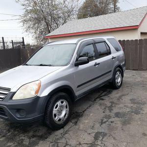 2006 Honda Cr-v for Sale in Stockton, CA