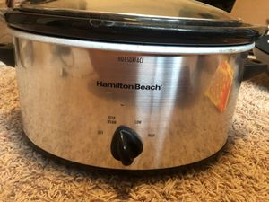 Hamilton Crock Pot for Sale in Olympia, WA
