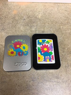 Camel 1960s Zippo Lighter for Sale in Elyria, OH