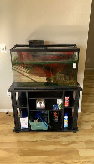 Used Fish Tank for Sale in Boulder, CO