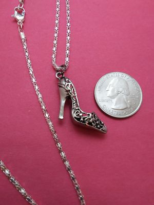 High Heeled Shoe Necklace for Sale in Grove City, OH