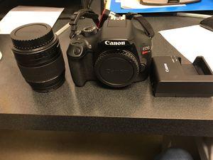 Canon RebelT6 for Sale in Dallas, TX