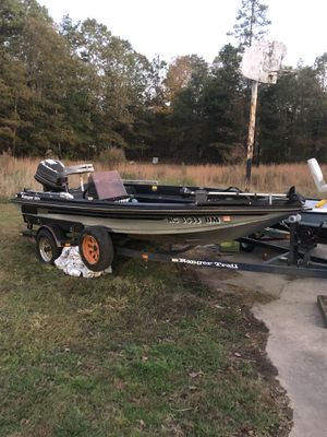 89 Ranger bass boat for Sale in Thomasville, NC