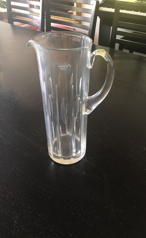 Marquis Waterford Crystal Pitcher- Large for Sale in Seattle, WA