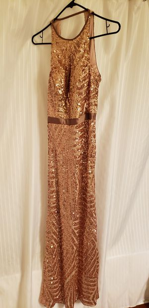 Rose Gold Sequins Dress for Sale in Moreno Valley, CA