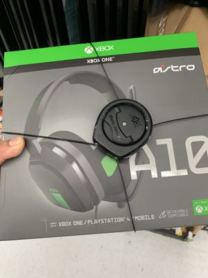 Astro A10 Xbox one headset ... for Sale in Tempe, AZ