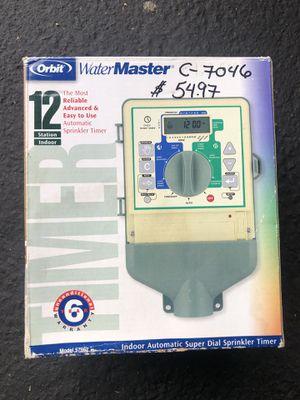 New 12 Station Indoor Sprinkler Timer for Sale in Buckley, WA