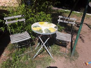 Small patio table for Sale in Seattle, WA