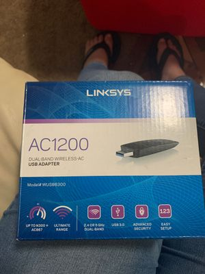 Linksys AC 1200 WiFi extend for Sale in Los Angeles, CA