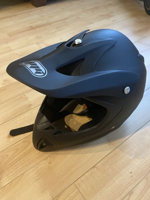 MMG Dirtbike Helmet (L) for Sale in Alexandria, VA