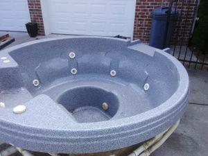 Fiberglass spill over spa for pool for Sale in Hendersonville, TN