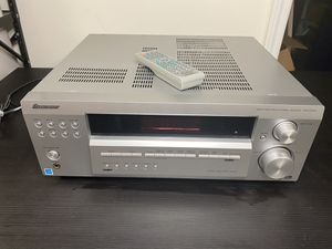 Pioneer vsx d514-s receiver with remote for Sale in Naperville, IL