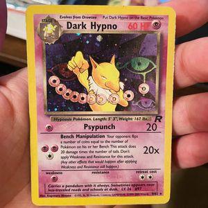 Dark Hypno 9/82 Holo 👁 Team Rocket 🚀 Pokemon - Pokémon 🔥 for Sale in St. Petersburg, FL