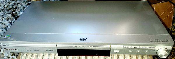 Panasonic Dvd Ram Dvd-r Video Recorder Dmr-e60