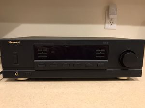 Sherwood integrated stereo amplifier for Sale in Bartow, FL