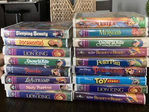 Vhs movies for Sale in Salt Lake City, UT
