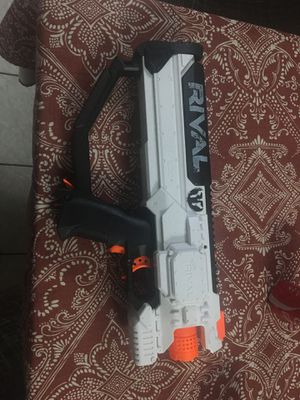 Nerf electric rival gun for Sale in South Holland, IL