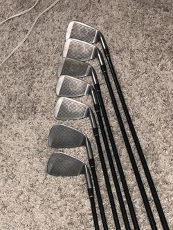 3-PW Left Handed Irons Golf Clubs for Sale in Oklahoma City,  OK