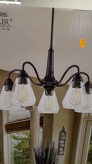 Altair lighting reversible arm LED chandelier for Sale in Webster Groves, MO