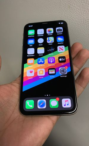 iPhone X 64GB, Unlock for any sim, fully functional, but (no Face ID ) for Sale in San Jose, CA