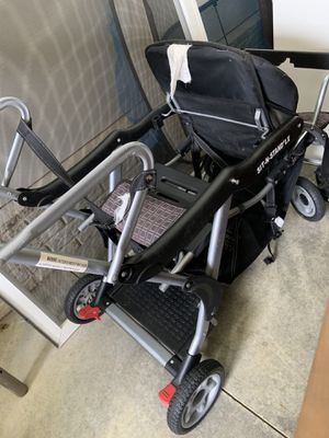 Sit N stand stroller for Sale in Blacklick, OH