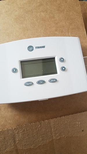 Trane digital thermostat for Sale in Norfolk, VA