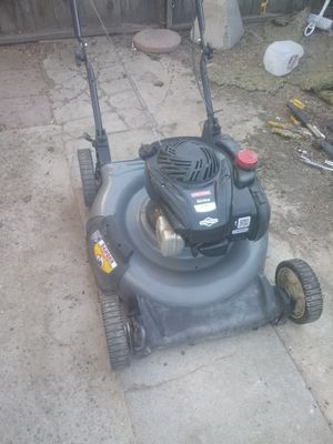 Standard push lawn mower for Sale in San Bernardino, CA