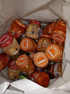 Free Baby Food for Sale in Fresno, CA