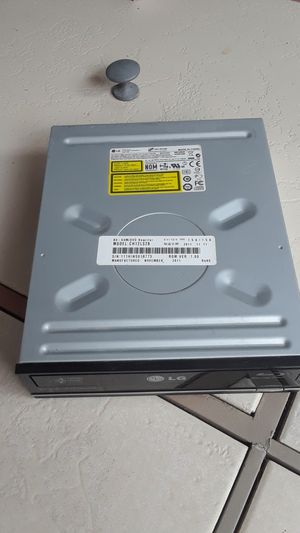 LG BD-ROM / DVD REWRITTER CH12LS28 for Sale in Phoenix, AZ