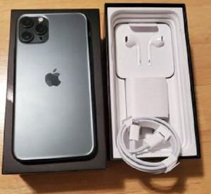 NEW iPhone 11 PRO Mid-Night Green for Sale in San Jose, CA